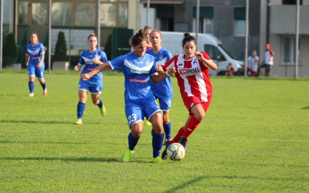 Il Brescia parte con un pari: è 0-0 a Vicenza