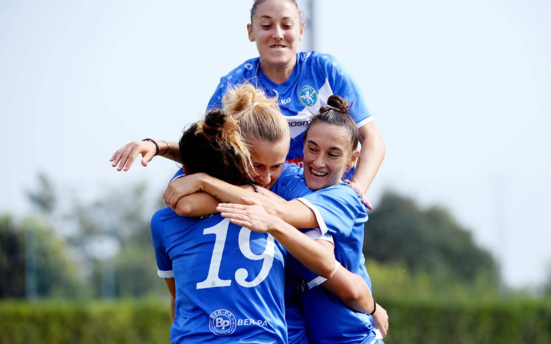 Col Perugia la prima gioia in Serie B: le Leonesse si impongono 2-0