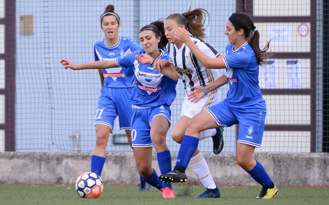 Primavera: Brescia-Juventus 0-3