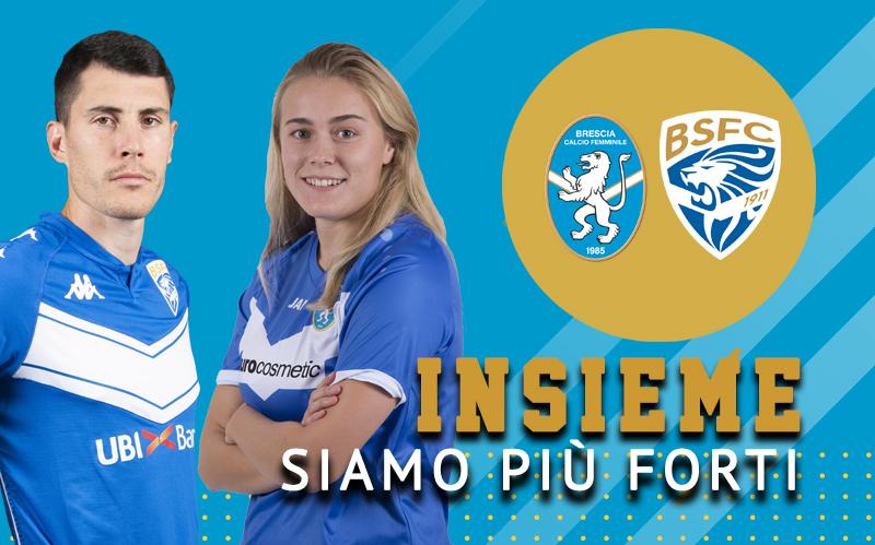 Accordo tra Brescia Calcio Femminile e Brescia Calcio BSFC