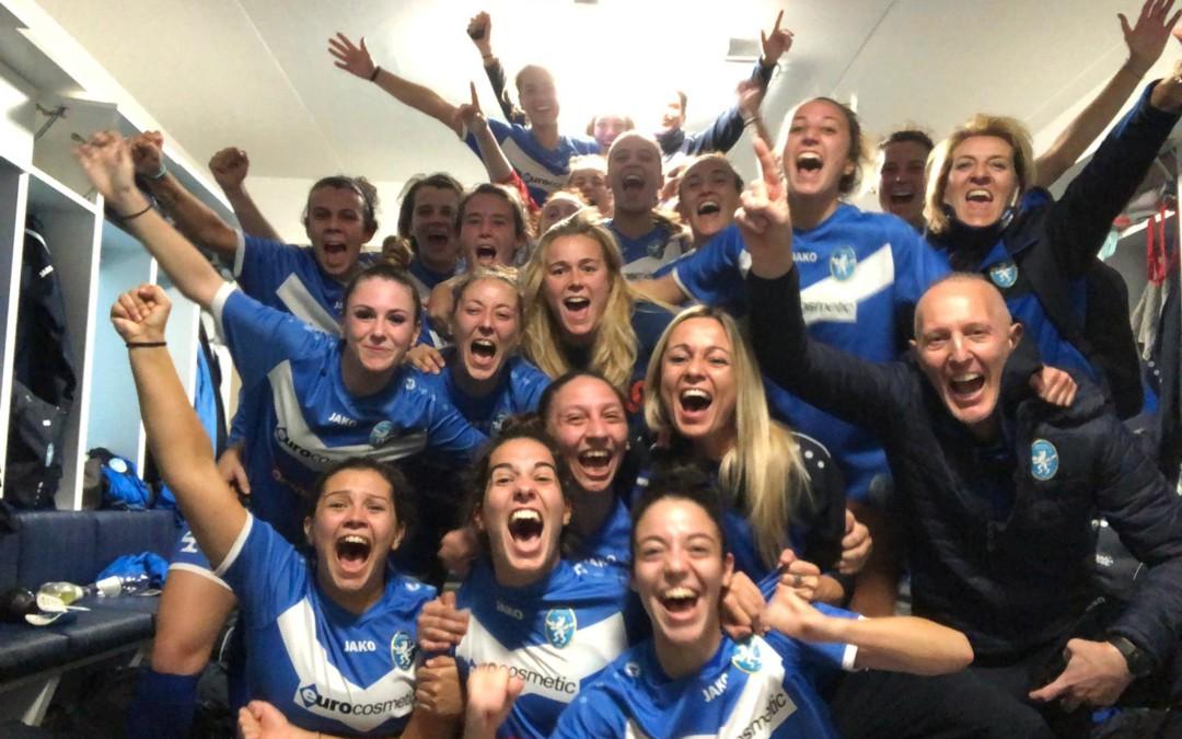 Leonesse mai dome: 3-3 con la Lazio