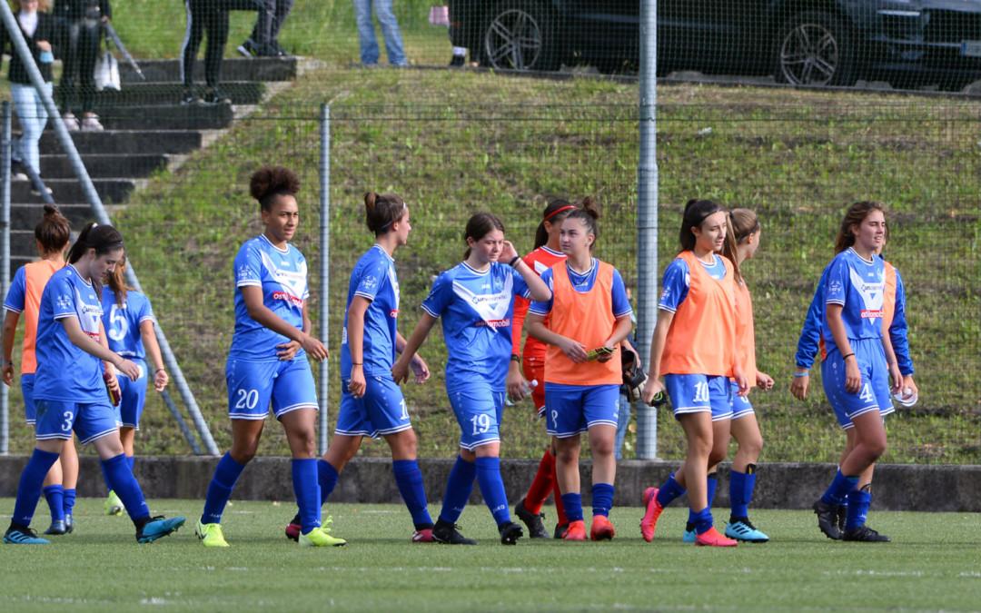Campionato Primavera femminile sospeso
