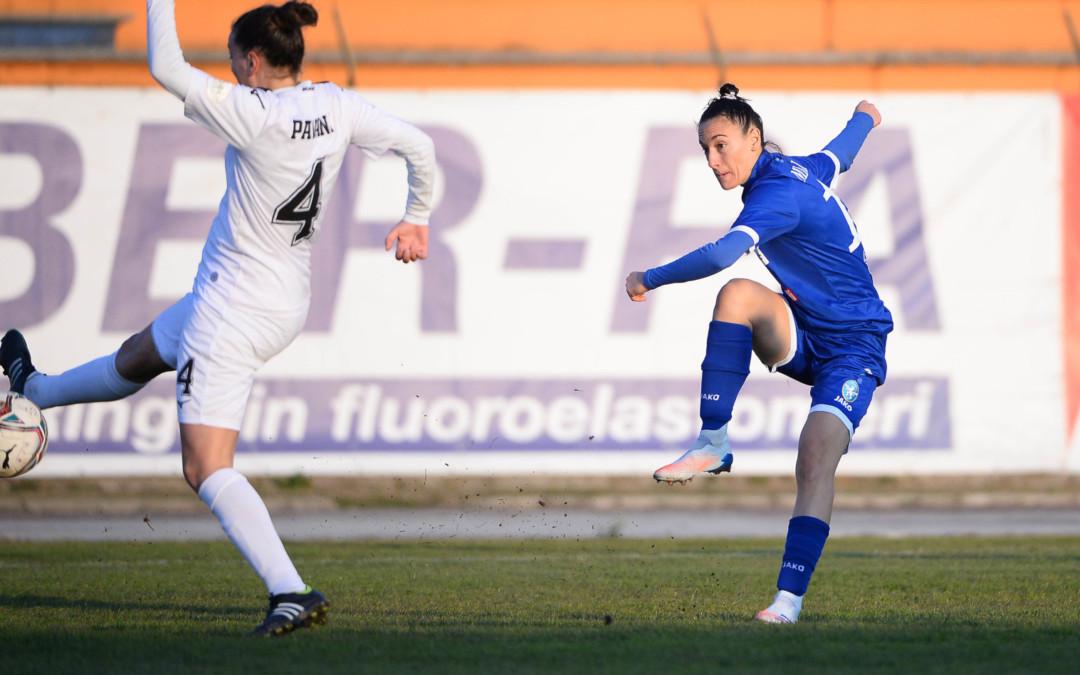 Brescia, 1-0 al Cesena: ora è secondo