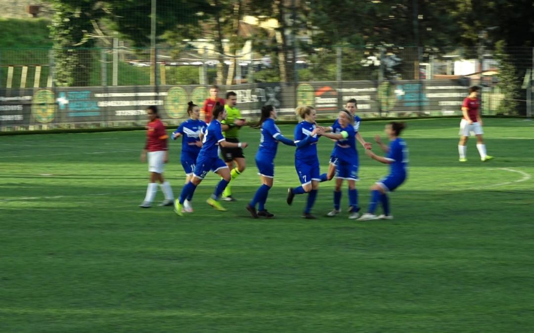 Leonesse indomite: 1-1 a Roma all'ultimo respiro