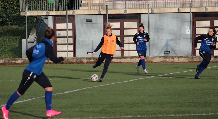 Roma CF-Brescia: il pregara