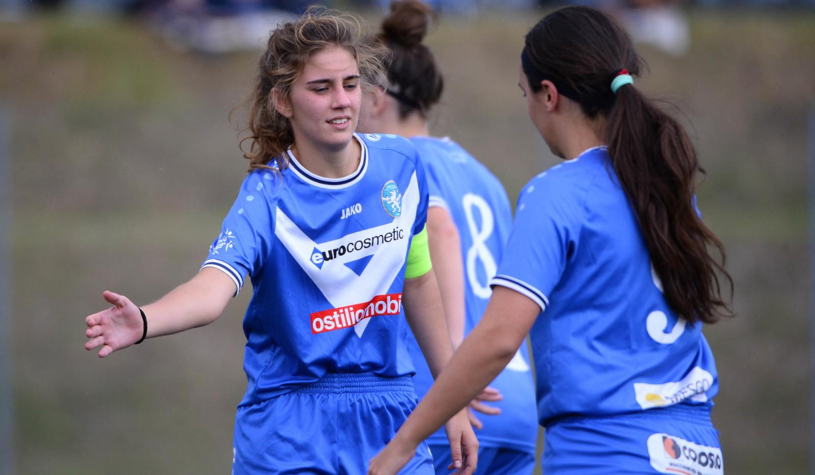 Primavera: Leonessine vittoriose 2-1 sul San Marino