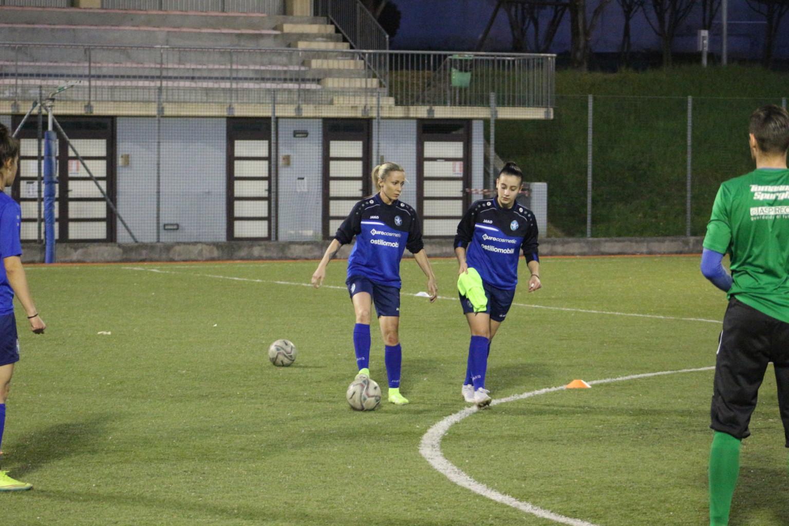 Brescia-Pontedera: il pregara