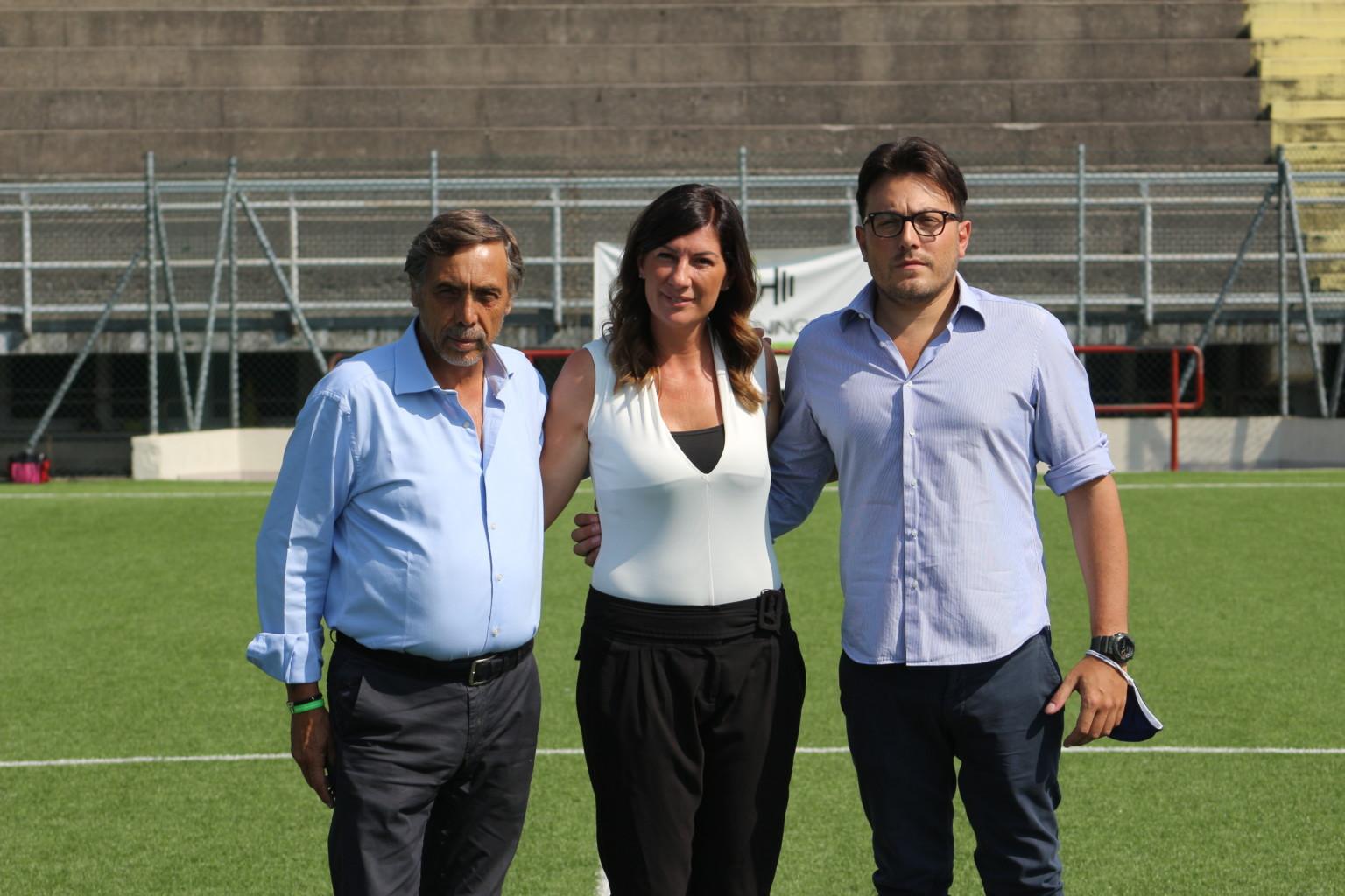 Il BCF torna ad allenarsi in città, al C.S. Mario Rigamonti