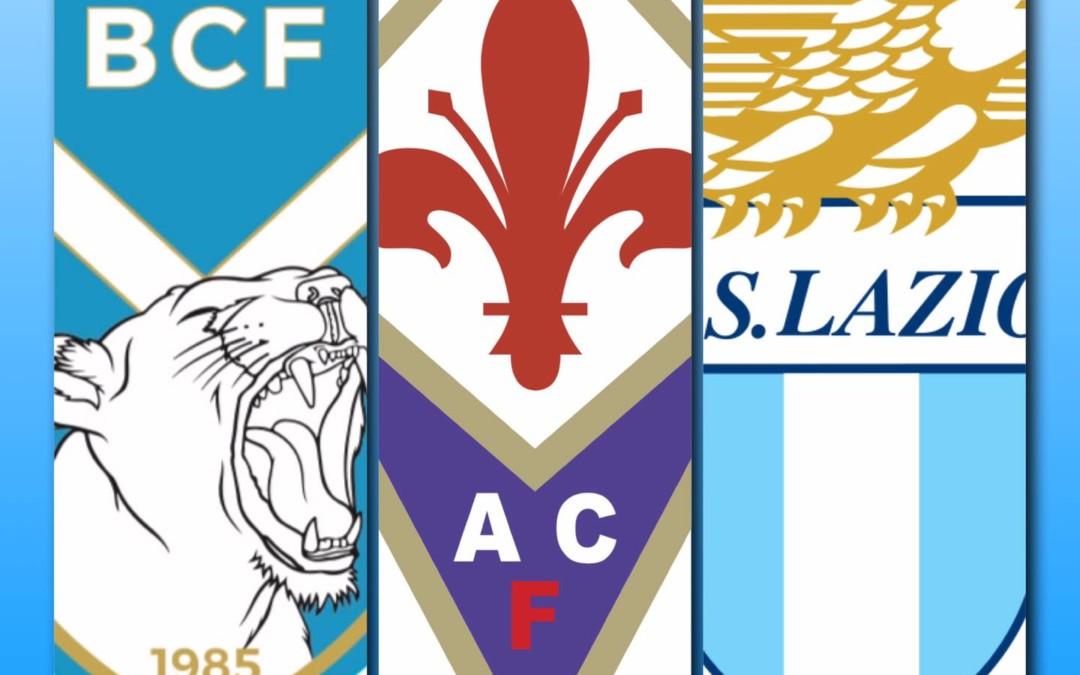 Coppa Italia: Brescia con Fiorentina e Lazio