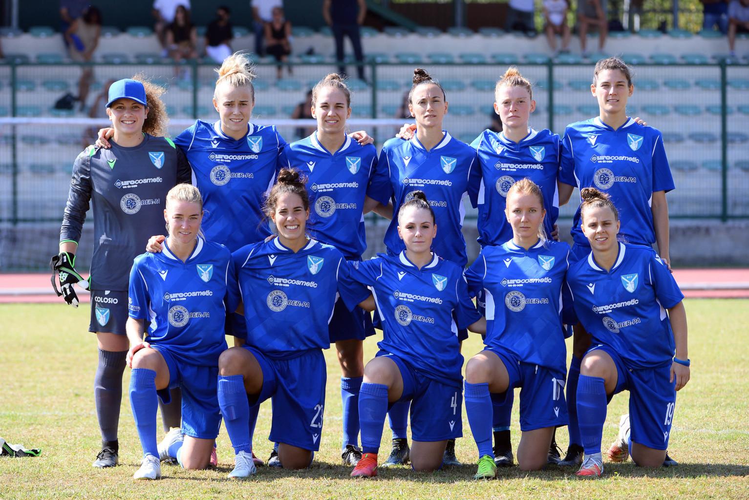 Brescia-Ravenna 2-2: il report