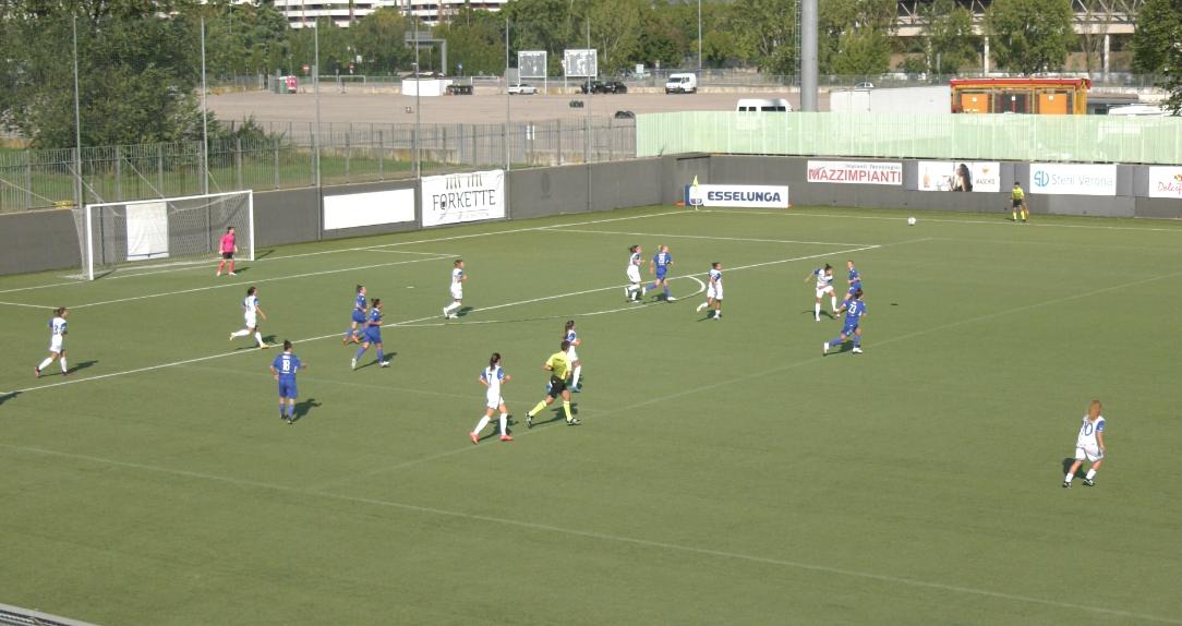 A Verona arriva il primo ko: 3-2 per il Chievo